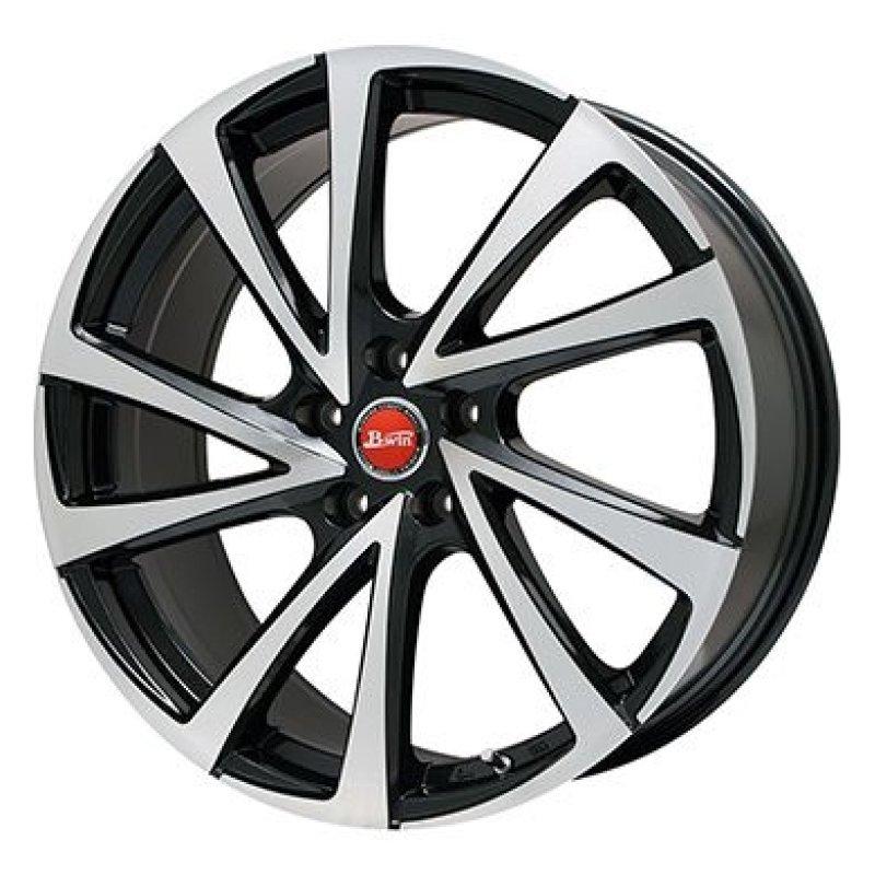 【18インチ サマー】225/45R18 ヨコハマタイヤ ECOS ES31 & B-WIN VENOZA10 (タイヤホイール4本セット)