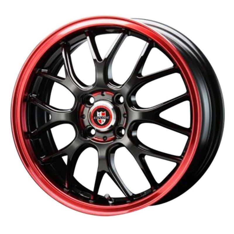 【14インチ サマー】165/55R14 ヨコハマタイヤ S.drive ES03 & EXPLODE RBM (タイヤホイール4本セット)
