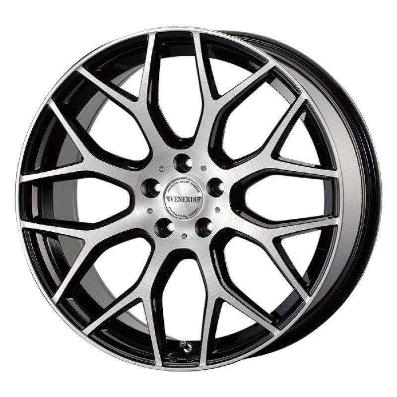 【19インチ サマー】215/35R19 ピレリ P ZERO NERO GT & VENERDI LEGGERO (タイヤホイール4本セット)