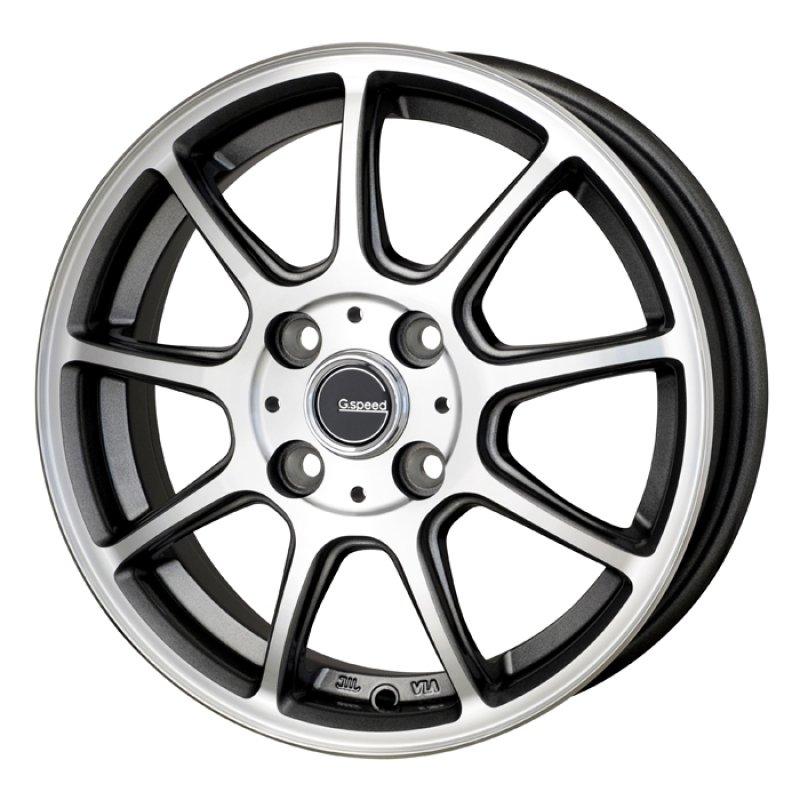 【16インチ サマー】185/60R16 ヨコハマタイヤ ECOS ES31 & G.speed P-01 (タイヤホイール4本セット)