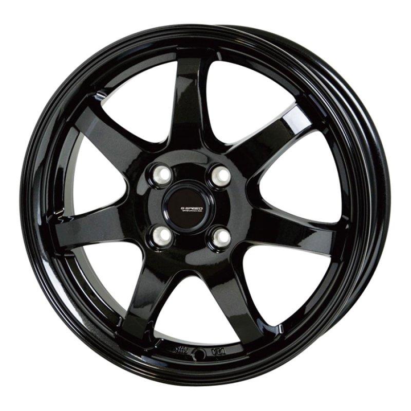 【14インチ サマー】165/65R14 ヨコハマタイヤ ECOS ES31 & G.speed G-03 (タイヤホイール4本セット)