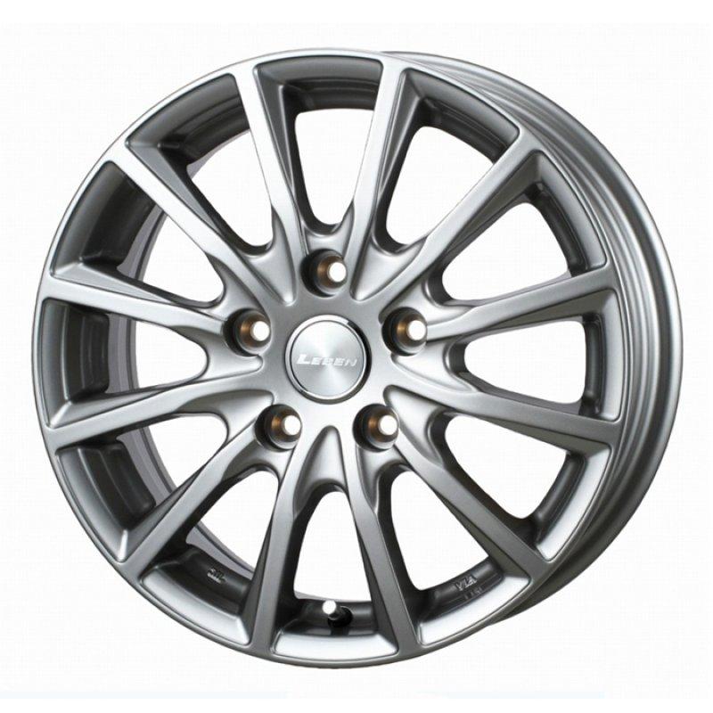 【16インチ サマー】205/60R16 ヨコハマタイヤ BluEarth-A AE50 & LEBEN BL1 (タイヤホイール4本セット)