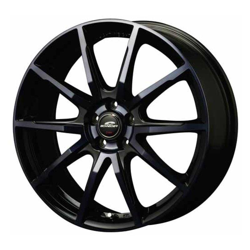 【18インチ サマー】225/55R18 トーヨータイヤ TRANPATH mpZ & SCHNEIDER DR-01 (タイヤホイール4本セット)