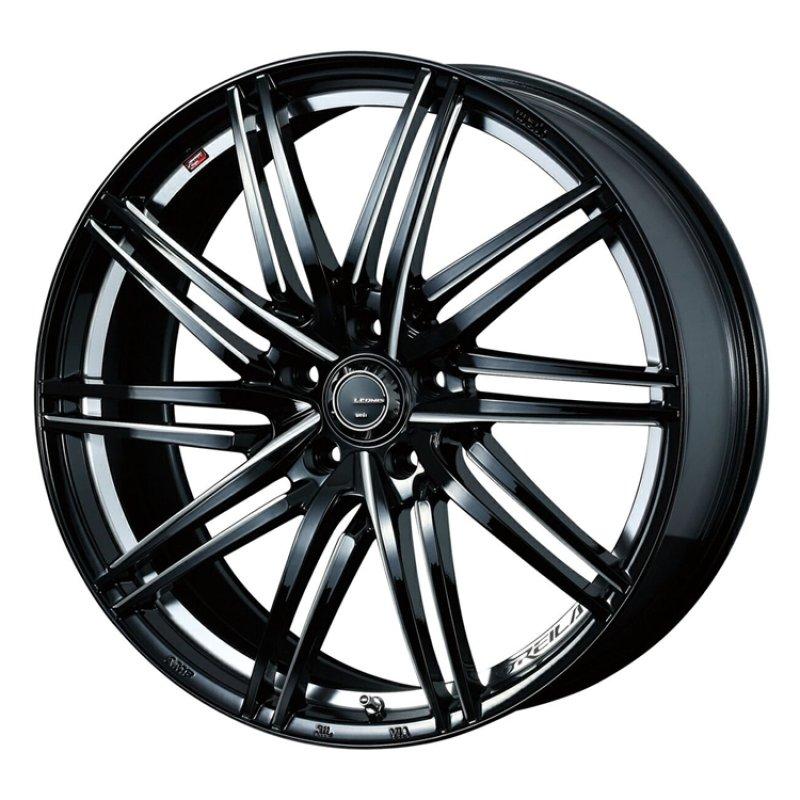 マックスラン エバーロード 215/55R17 94V タイヤ・ホイール4本セット カラー BK/SC