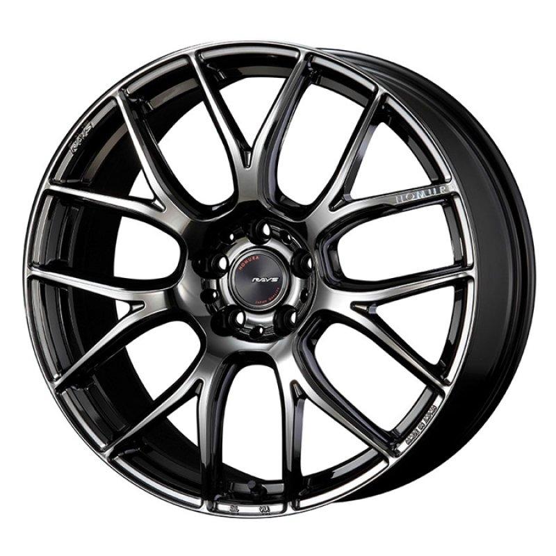 【19インチ サマー】235/40R19 ヨコハマタイヤ ADVAN Sport V105 & HOMURA 2X7AG (タイヤホイール4本セット)