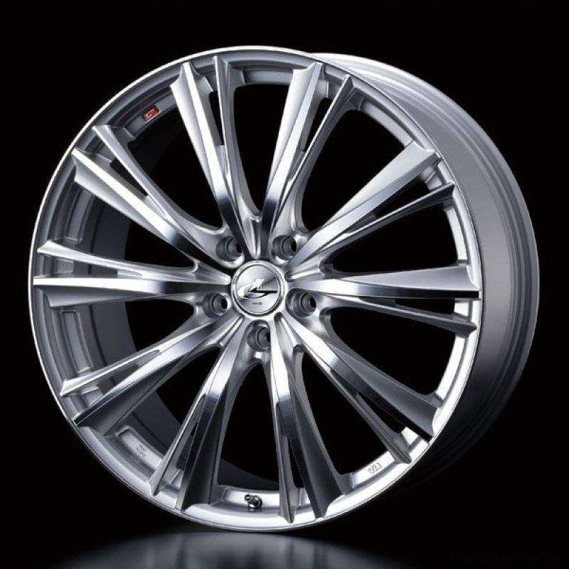【19インチ サマー】225/55R19 ヨコハマタイヤ GEOLANDAR SUV & LEONIS WX (タイヤホイール4本セット)