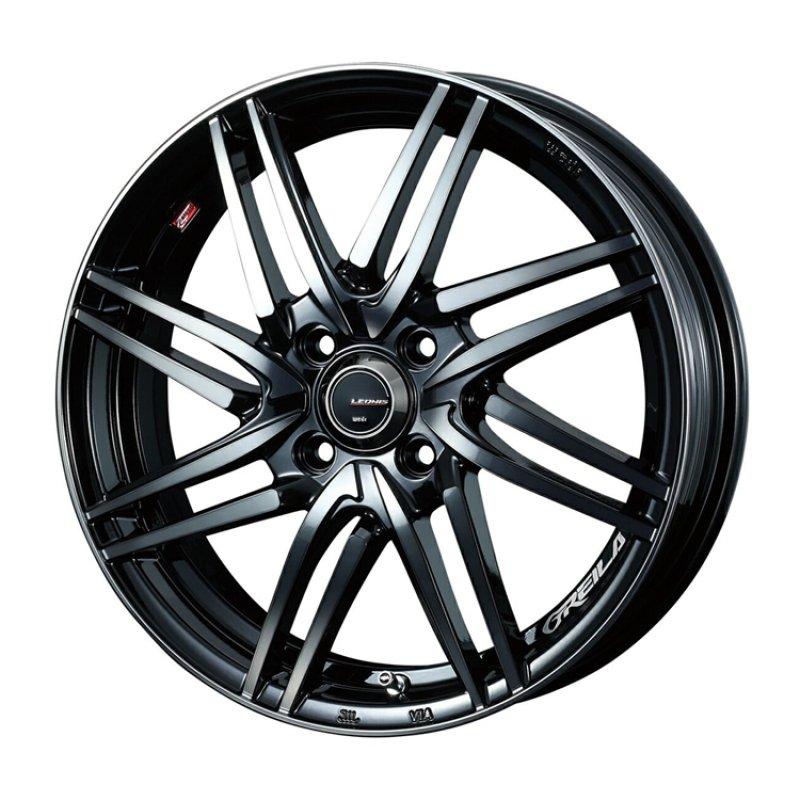 クムホ エクスタ HS51 205/45R17 タイヤ・ホイール4本セット カラー BKMC/BK