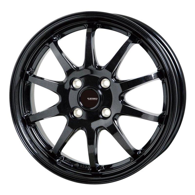 【14インチ スタッドレス】185/65R14 オートバックス North Trek N3i & G.speed G-04 (タイヤホイール4本セット)