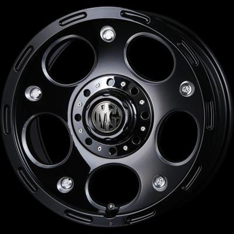 【17インチ サマー】265/70R17 BFグッドリッチ ATKO2 & デーモン (タイヤホイール4本セット)