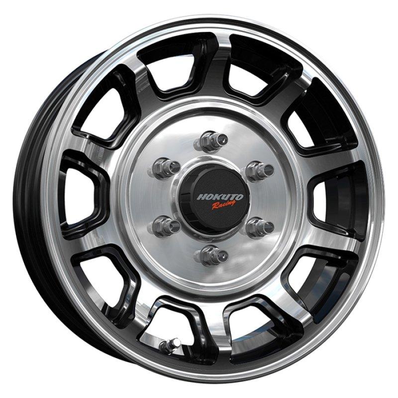 【16インチ サマー】215/65R16 ヨコハマタイヤ PARADA PA03 & HOKUTO RACING ZEROSIKI-S (タイヤホイール4本セット)