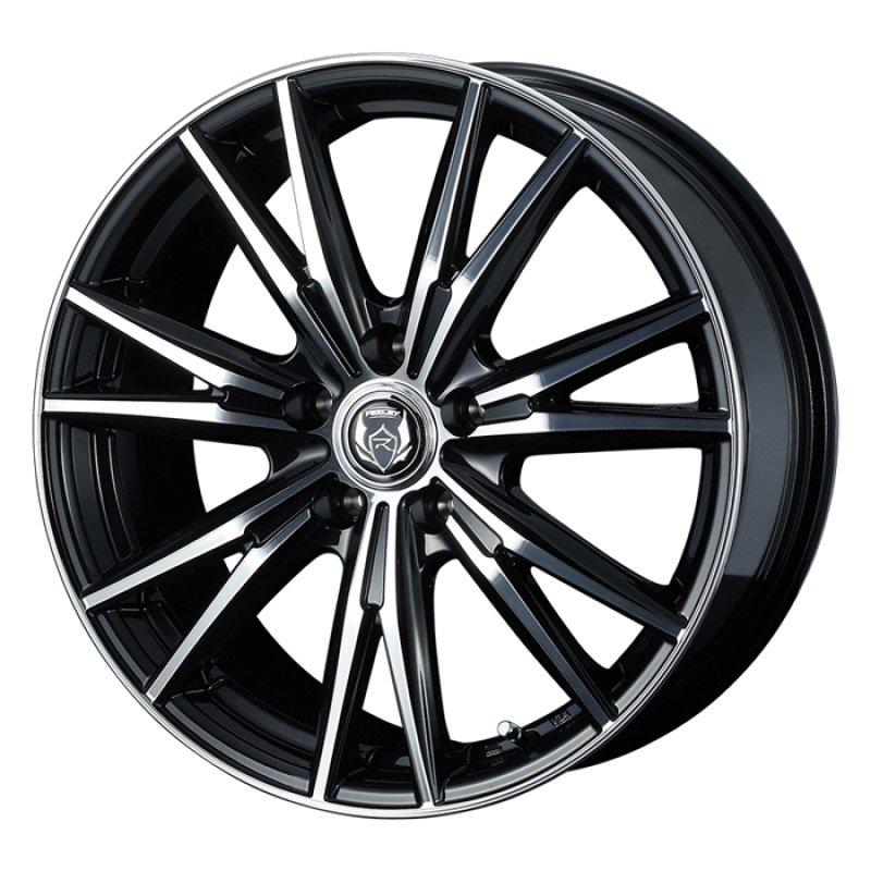 【17インチ サマー】215/50R17 ヨコハマタイヤ BluEarth RV-02 & RiZLEY DK (タイヤホイール4本セット)