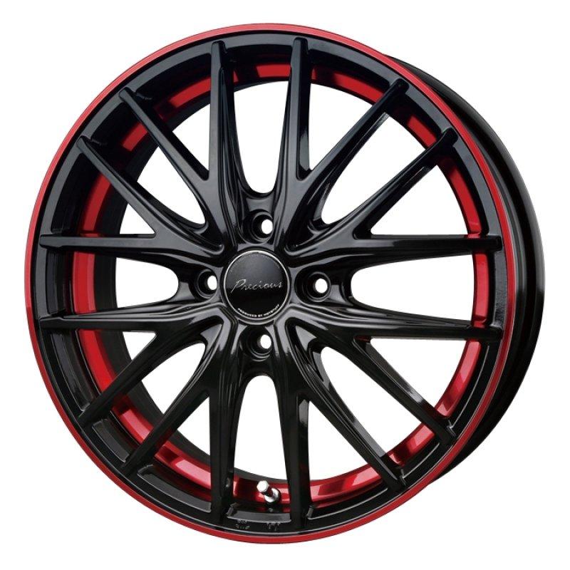 【15インチ サマー】165/50R15 ファルケン ZIEX ZE914F & Precious AST M1 (タイヤホイール4本セット)