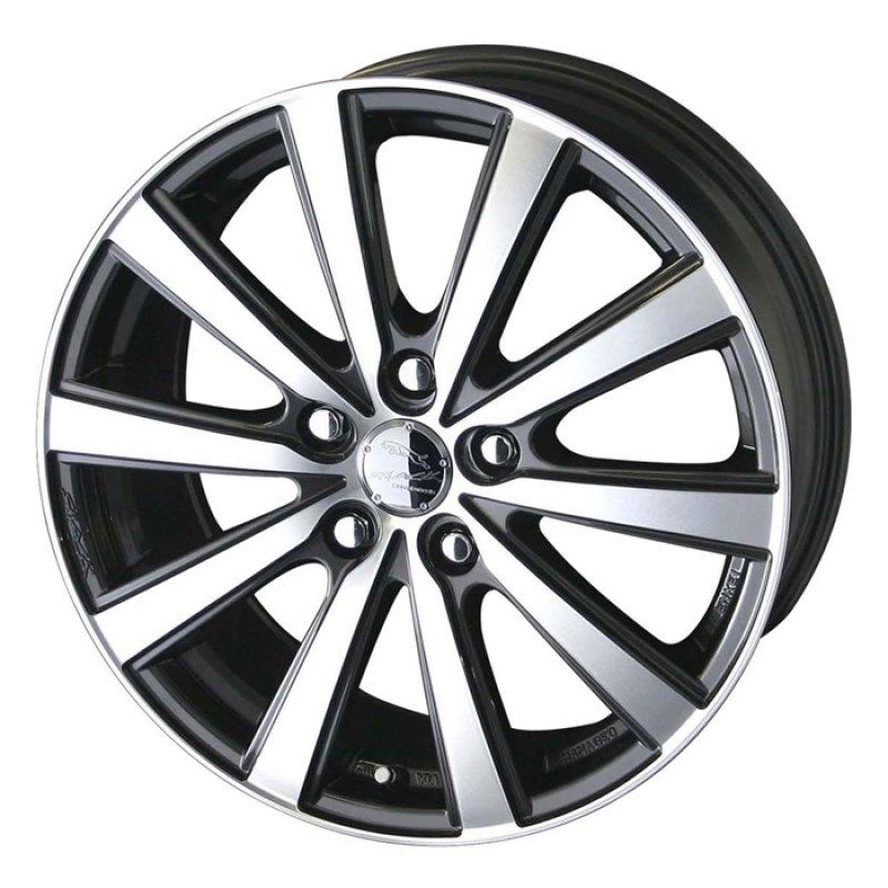 【17インチ サマー】205/50R17 ファルケン ZIEX ZE914F & SMACK VI-R (タイヤホイール4本セット)