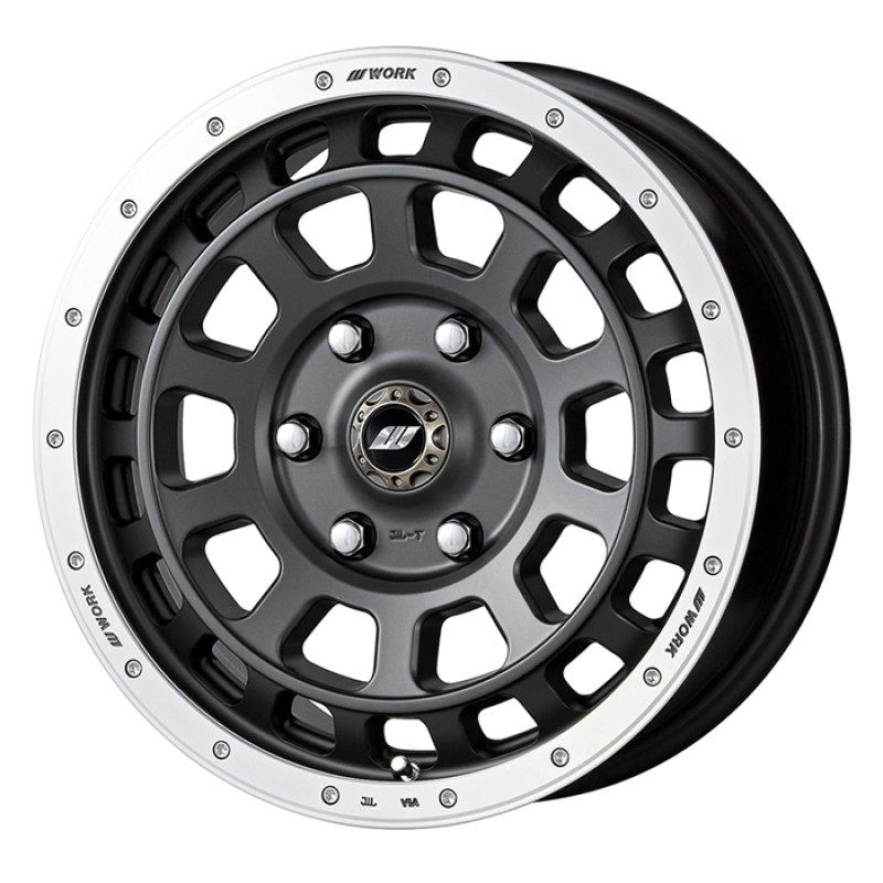 【17インチ サマー】265/65R17 BFグッドリッチ ATKO2 & ワーク クラッグ (タイヤホイール4本セット)