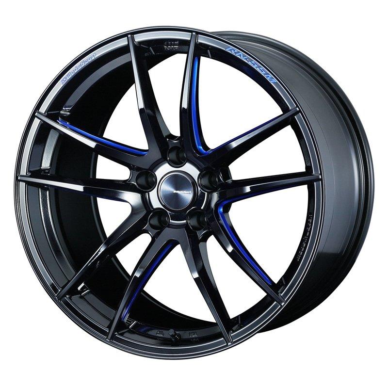 【18インチ サマー】235/40R18 トーヨータイヤ PROXES Sport & WedsSport RN-55M (タイヤホイール4本セット)