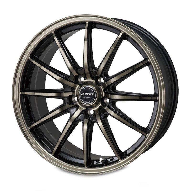 【17インチ サマー】225/50R17 トーヨータイヤ PROXES Sport & JP STYLE Vercely (タイヤホイール4本セット)