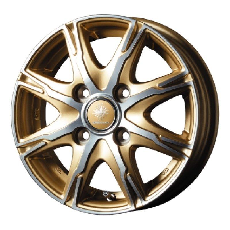 【12インチ サマー】145/80R12 トーヨータイヤ OPEN COUNTRY RT & DILUCE DX10 (タイヤホイール4本セット)