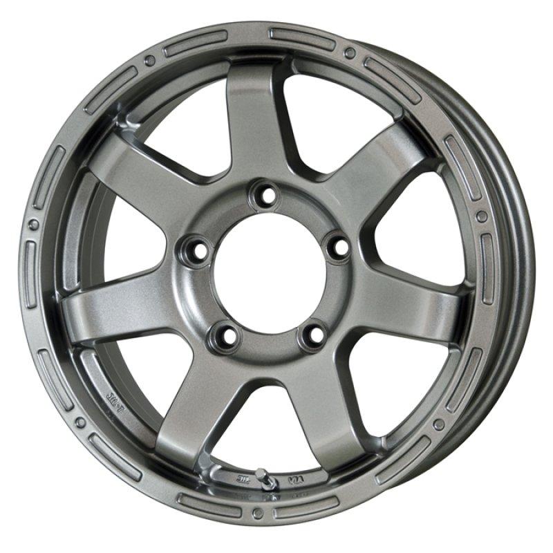 【16インチ サマー】175/80R16 ヨコハマタイヤ GEOLANDAR M/T G003 & MAD CROSS MC76 (タイヤホイール4本セット)
