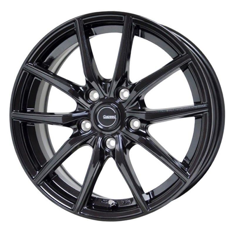 【18インチ スタッドレス】225/55R18 ミシュラン X-ICE 3+ & G.speed G-02 (タイヤホイール4本セット)