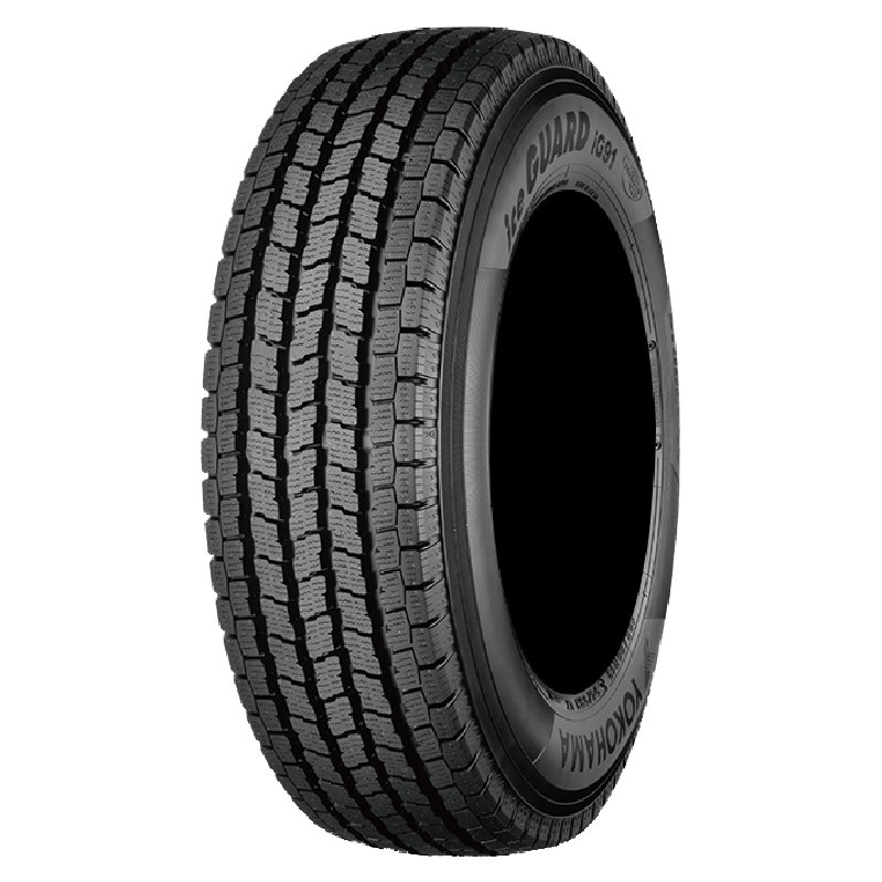 YOKOHAMA TIRE ice GUARD iG91 145/80R12 80/78N